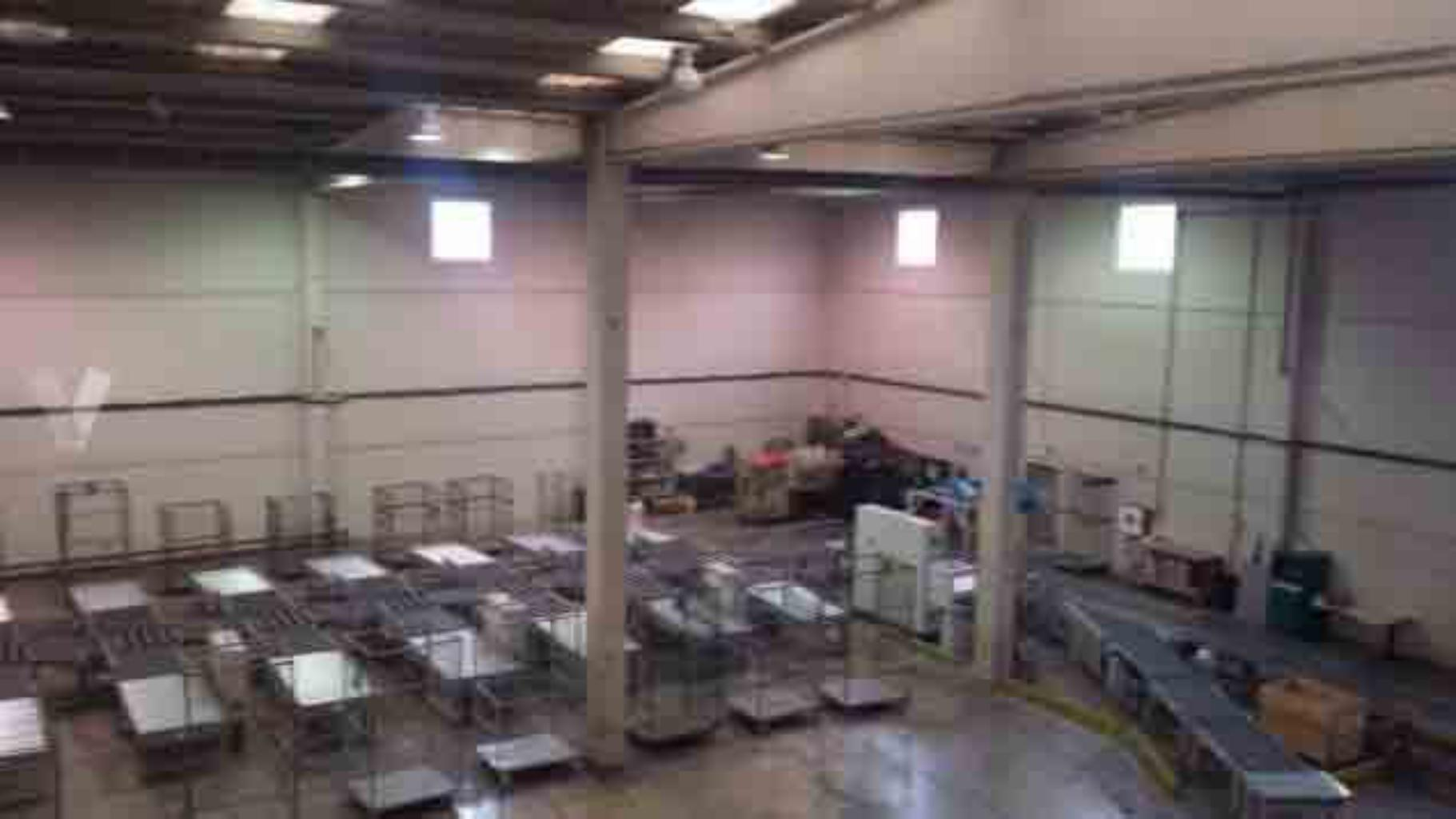 Nave industrial alquiler barbera del vall s nci asesores - Alquiler furgonetas barbera del valles ...
