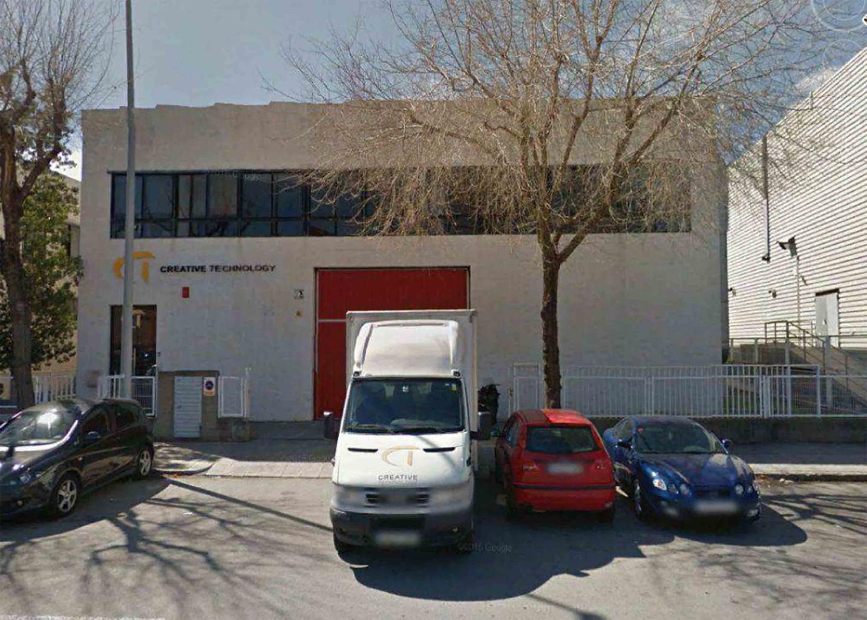 Nave industrial alquiler hospitalet de llobregat l nci for Oficina trafico sabadell